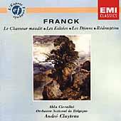 Franck: Les Eolides, Redemption, etc / Cluytens, et al