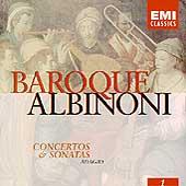 Baroque 1 - Albinoni: Concertos & Sonatas, Adagio
