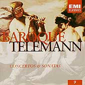 Baroque 9 - Telemann: Concertos & Sonatas