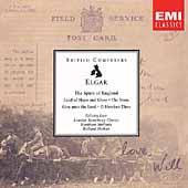 Elgar: The Spirit of England, etc / Hickox, Lott, et al