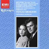 References - Beethoven, Schubert, Brahms: Sonatas / Menuhin