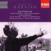 Karajan Edition - Beethoven: Piano Concerto no 4, etc