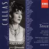 Callas Edition - Puccini: Tosca