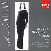 Callas Edition - Mozart, Beethoven, Weber: Arias / Callas, Rescigno et al