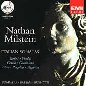 Nathan Milstein - Italian Sonatas - Tartini, Vivaldi, et al