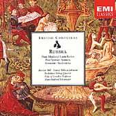 British Composers - Rubbra: Four Medieval Latin Lyrics, etc