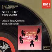 Schubert: String Quintet in C / Alban Berg Quartett, Schiff