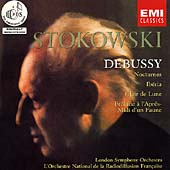 Debussy: Nocturnes, Iberia, etc /Stokowski, London SO, et al