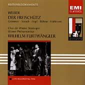 Weber: Der Freischuetz / Furtwaeangler, Salzburg Festival