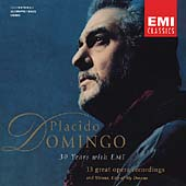 Placido Domingo - 30 Years with EMI