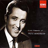 Great Moments of Fritz Wunderlich