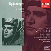 Verdi: Aida / Serafin, Gigli, Caniglia, Stignani, et al