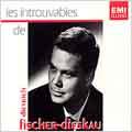Les Introuvables De Dietrich Fischer-dieskau