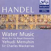 Handel: Water Music, etc / Menuhin, Mackerras, et al