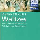 Johann Strauss II: Waltzes / Willi Boskovsky, Rudolf Kempe