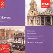 Haydn: Masses / Neville Marriner