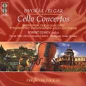 Dvorak, Elgar, et al: Cello Concertos / Macal