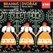 Brahms/Dvorak: Works for Piano Duet