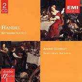 Handel: Keyboard Suites Vol I / Gavrilov, Richter