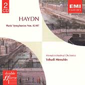 Double fforte - Haydn: Paris Symphonies no 82-87 / Menuhin