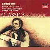 Schubert: String Quintet in C / Clarke, Chilingrian Quartet