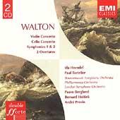 Walton: Symphonies 1 & 2, Cello Concerto, etc / Previn, etc