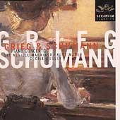 Grieg, Schumann: Piano Concertos / Ousset, Marriner, Masur