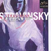 Stravinsky: The Rite of Spring, Petrushka / Jansons, et al