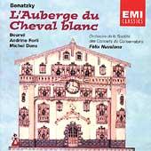 Operettes - Benatzky: L'Auberge du Cheval blanc / Nuvolone