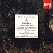 British Composers - Britten: The Heart of the Matter / Pears