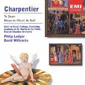 Charpentier: Te Deum, Messe de minuit / Ledger, et al