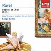 Ravel: Daphnis et Chloe, etc / Rattle, City of Birmingham SO