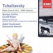 Tchaikovsky: Piano Concerto no 1, etc / Silvestri, et al