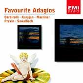 Favourite Adagios / Barbirolli, Karajan, Marriner, et al