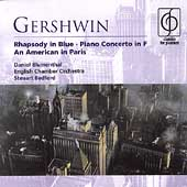 Gershwin: Piano Concerto, Rhapsody in Blue, etc / Blumenthal