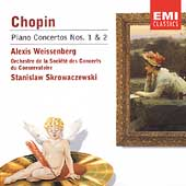 Chopin: Piano Concertos 1 & 2 / Weissenberg, Skrowaczewski