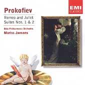 Prokofiev: Romeo and Juliet Suites 1 & 2 / Jansons, Oslo PO