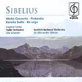 Sibelius: Violin Concerto, Finlandia, etc / Sarbu, et al