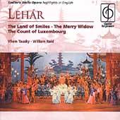 Lehar: The Land of Smiles , etc / Reid, et al