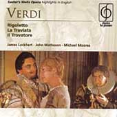 Verdi: Rigoletto , etc / Lockhart, Moores, et al