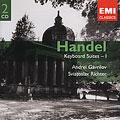 Handel: Keyboard Suites Vol.1; No.1-No.8