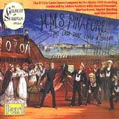 Gilbert and Sullivan: H.M.S. Pinafore / D'Oyly Carte Opera
