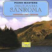 Piano Masters - Jesus Maria Sanroma Vol 2 - Gershwin, et al