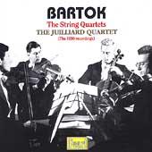 Bartok: The String Quartets / The Juilliard Quartet