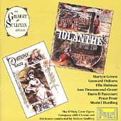Sullivan: Iolanthe, Patience / Godfrey, D'Oyly Carte Opera