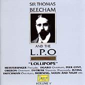 Beecham and the LPO, Vol. 5