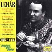 Original Cast Series - Lehar: Operetta / Tauber, Hislop, etc