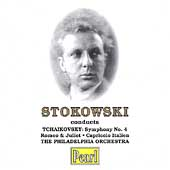 Stokowski conducts Tchaikovsky - Symphony no 4, etc