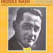 Heddle Nash - Serenade