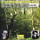 Copland & Bernstein - The Composer as Performer